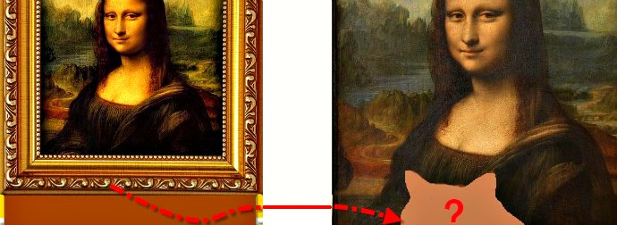 Why is Monalisa smiling? We found the reason and it will blow your mind!